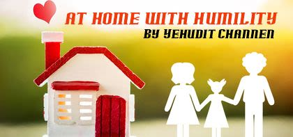 At Home with Humility