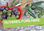 Olivenöl fürs Herz