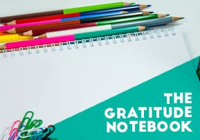 The Gratitude Notebook