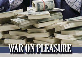 War on Pleasure