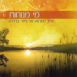 הרב אליעזר רפאל ברוידא - מי מנוחות