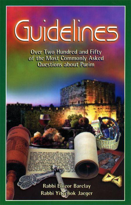 Guidelines: Purim