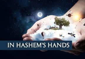 In Hashem's Hands