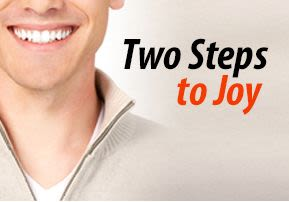 Two Steps to Joy