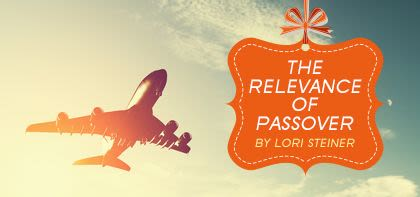 The Relevance of Passover