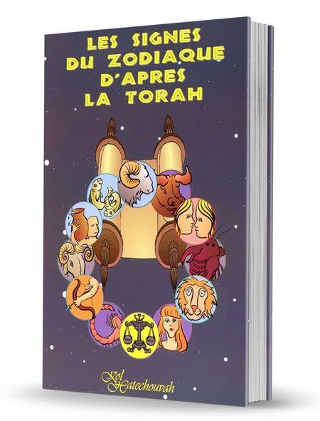 Les signes du Zodiaques d'apres la Torah