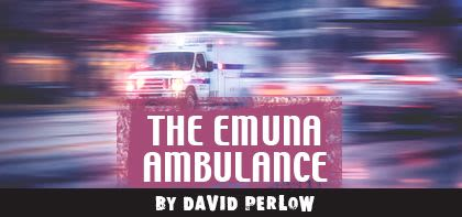 The Emuna Ambulance