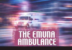 The Emuna Ambulance