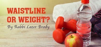 Waistline or Weight?