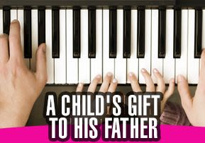 A Child's Gift to His Father