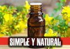 Simple y natural