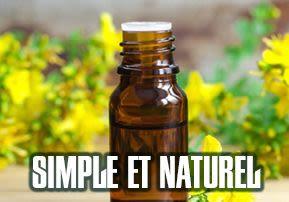 Simple et naturel