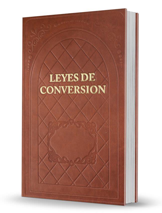 Leyes de Conversión