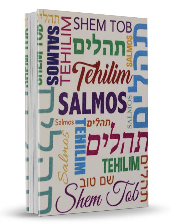Mini Salmos Shem Tob con fonética