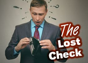 The Lost Check