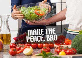 Make the Peace, Bro