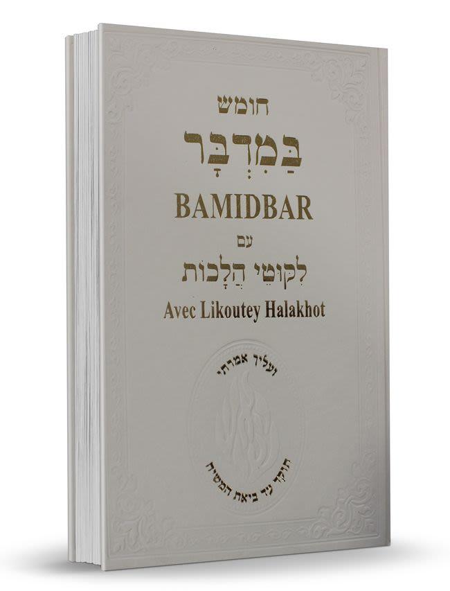 Bamidbar avec le Likoutey Halakhot