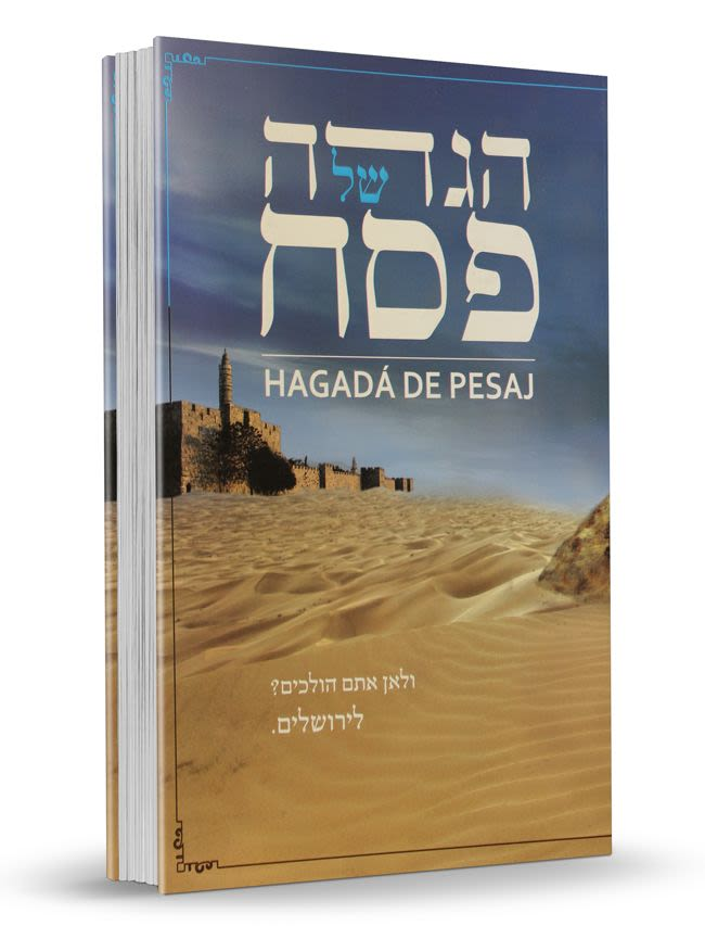 Hagadá de Pesaj - Sucat David