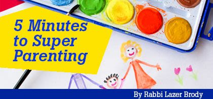 5 Minutes to Super Parenting