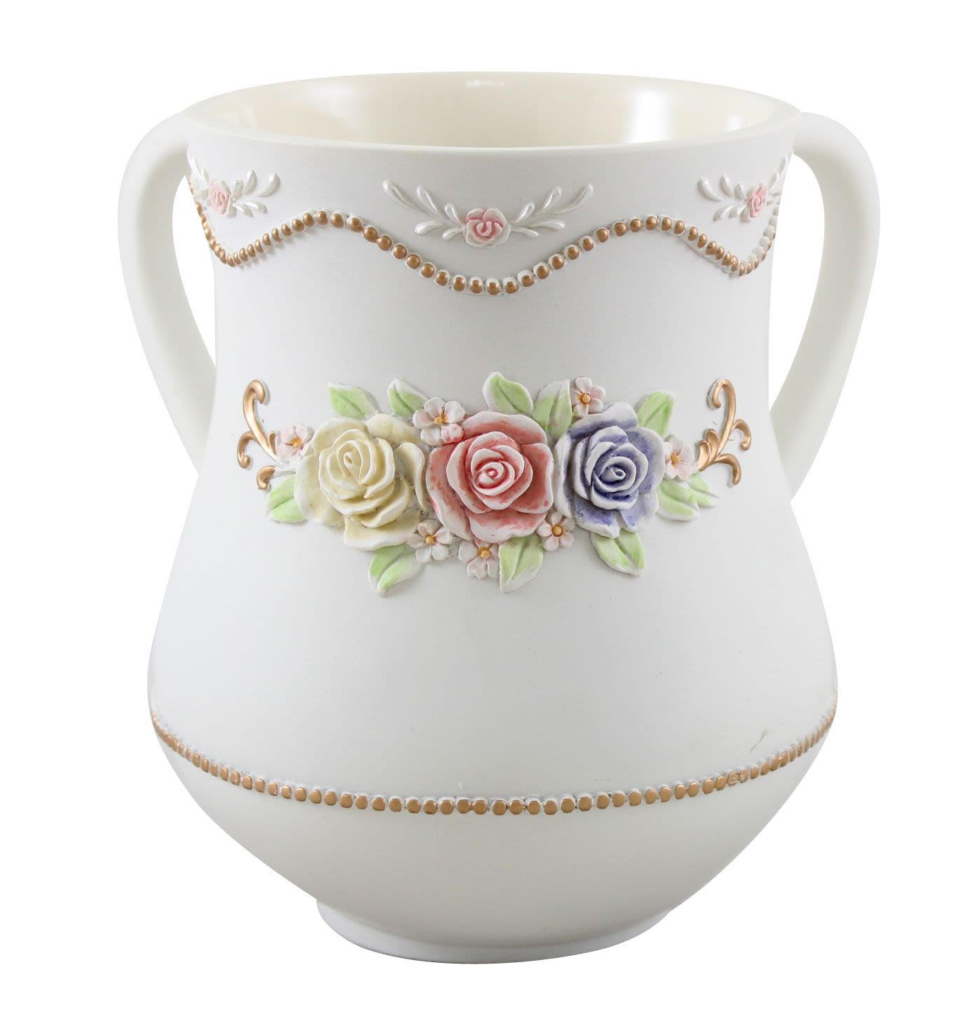 """Stones and Roses"" Classic Washing Cup"