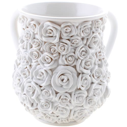 """Rose Bush"" Classic Washing Cup"