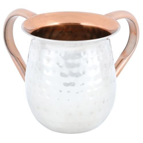 Copper-colored Aluminum Washing Cup