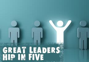 Great Leadership in Five