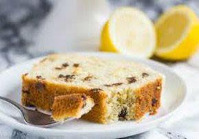 עוגת לימון ושוקולד צ'יפס