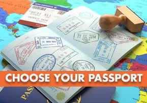 Choose Your Passport