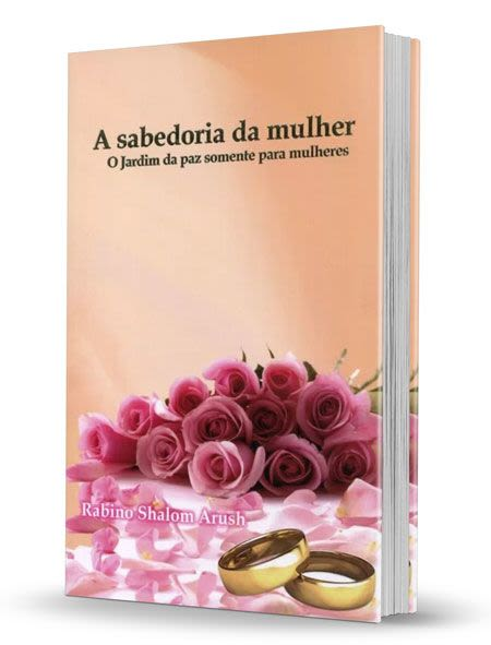 Women's Wisdom - The Garden of Peace for Women - Portuguese