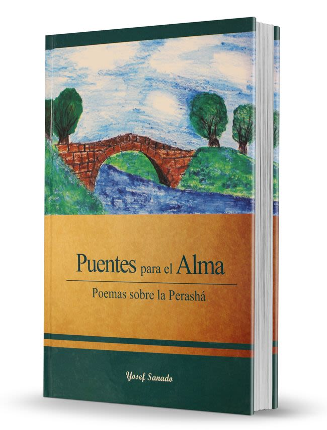 Puentes para el Alma - Poemas sobre la parashá - Tapa dura