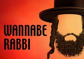 Wannabe Rabbi