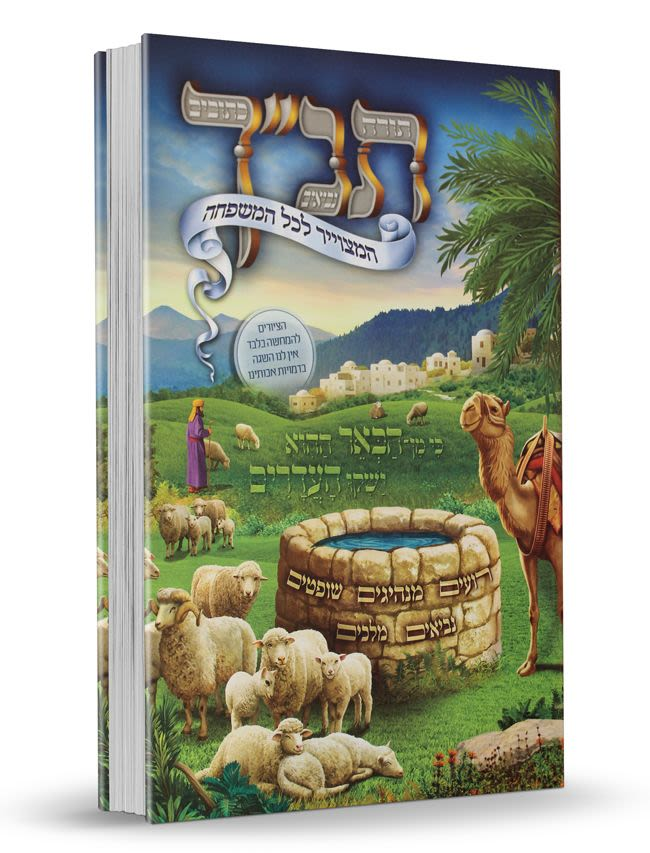"""תנ""""ך מצויר לכל המשפחה - וקסברגר"""