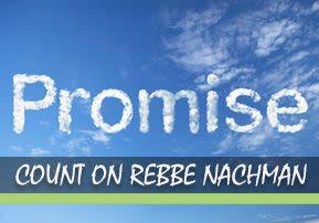 Count on Rebbe Nachman