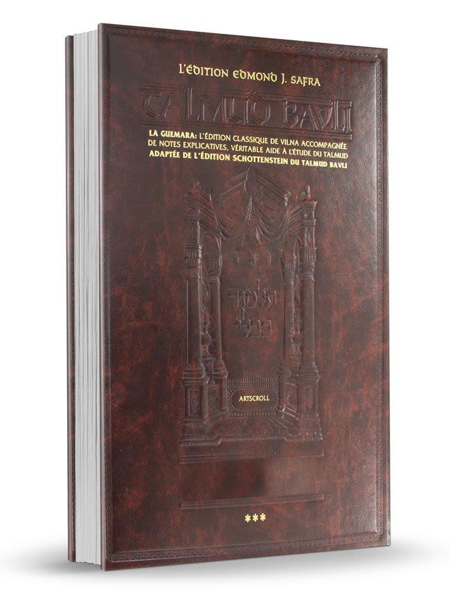 Talmud Babli traité Souccoth -  volume 1
