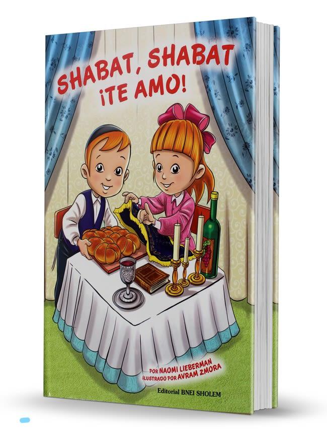 Shabat, shabat, ¡te amo!
