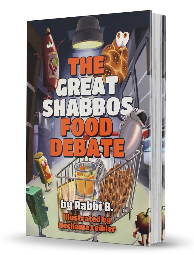 The Great Shabbos Food-debate