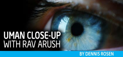 Uman Close-up with Rav Arush