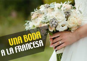 Una boda a la francesa