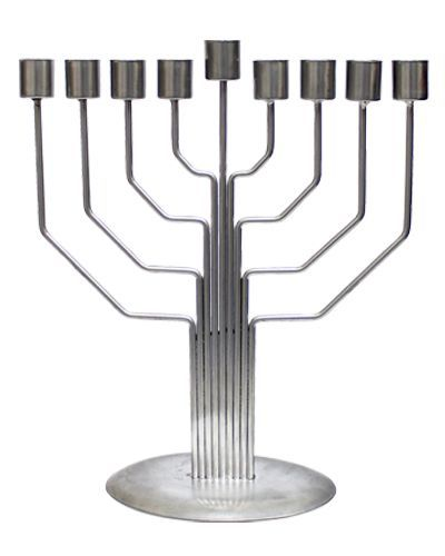 Decorative Menorah - Chabad