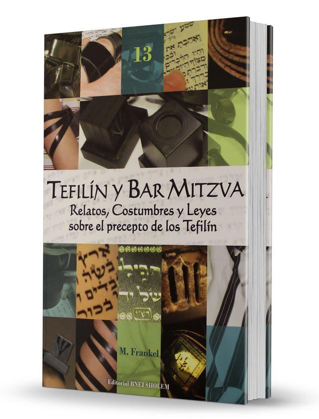 Tefilín y Bar Mitzva