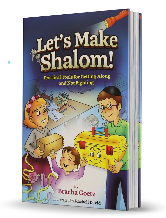 Let's make shalom!