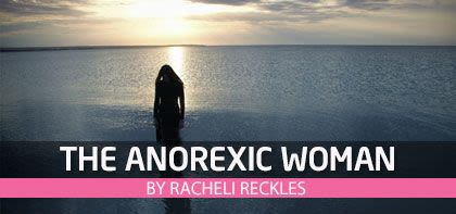 The Anorexic Woman