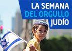 La semana del orgullo judío