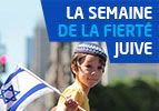 La semaine de la fierté juive