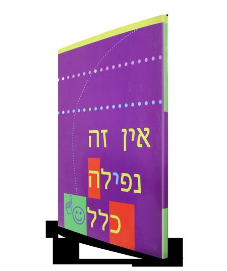 אין זה נפילה כלל - הרב ישראל יצחק בזאנסון