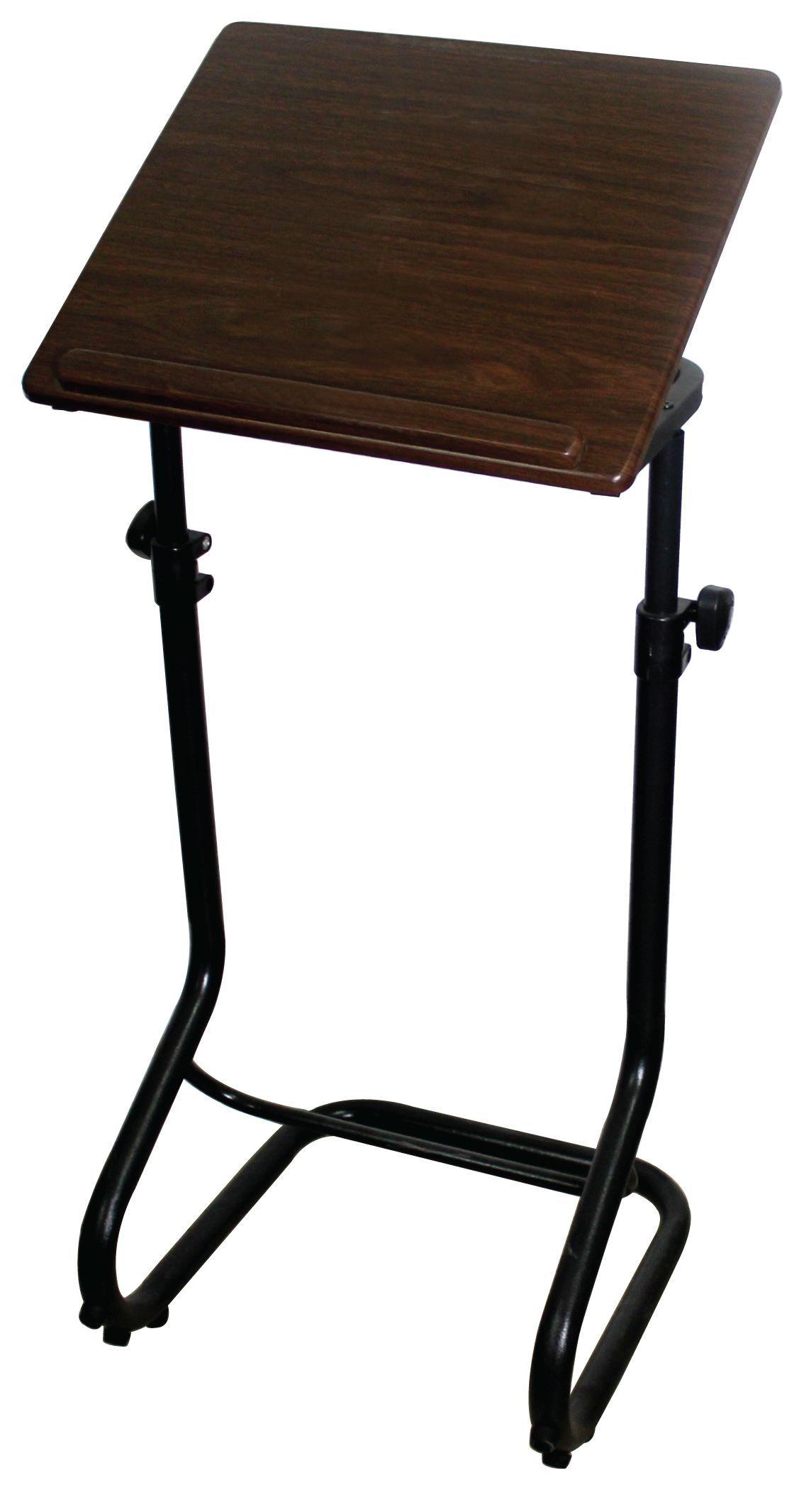 Стационарный стендер для синагоги - деревянный с металлическими ножками