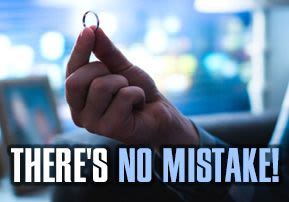 There's No Mistake!