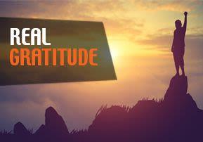Real Gratitude