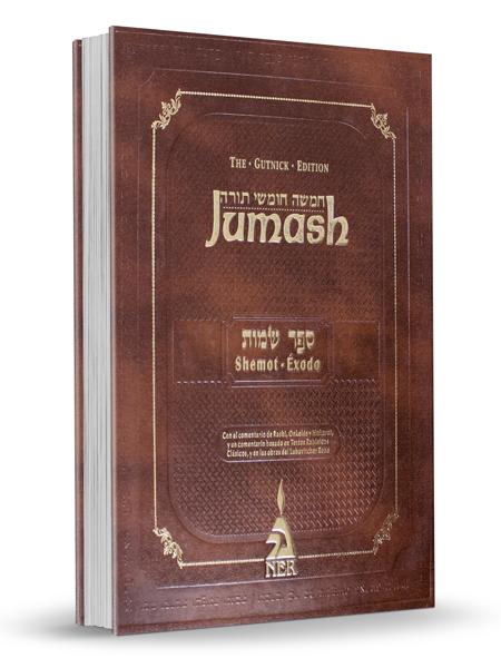 Jumash Shemot - Éxodo - Edición Gutnick
